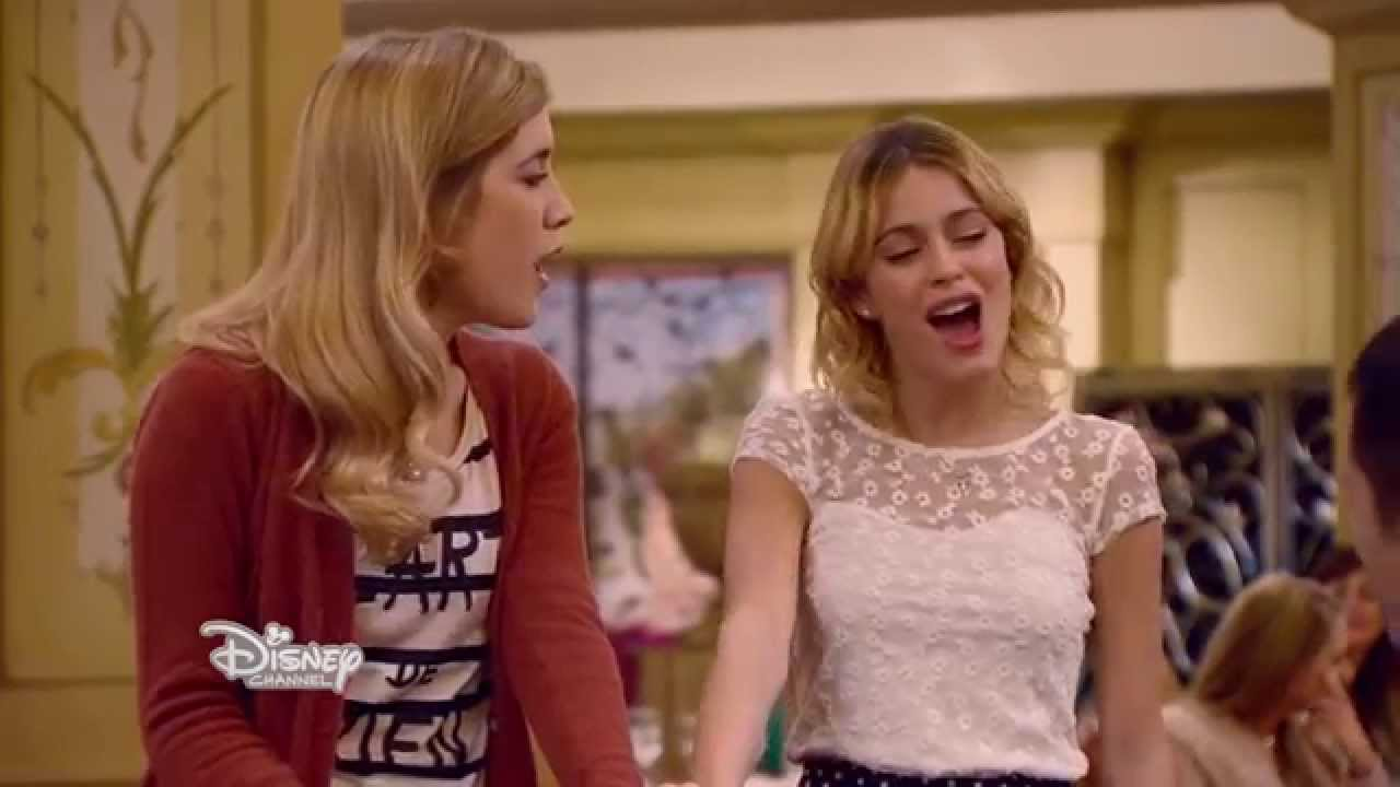 Violetta saison 3 algo se enciende pisode 15 - Violetta chanson saison 3 ...
