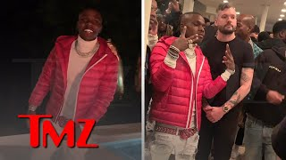 DaBaby Throws Grammy Nomination Party | TMZ