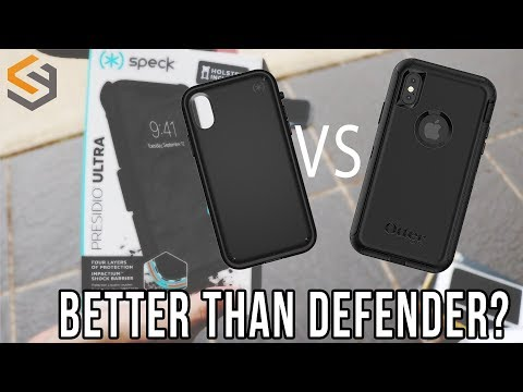 official photos 2741b c7199 Speck Presidio Ultra Review & Comparison VS Otterbox Defender For ...