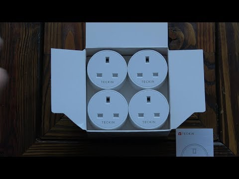 Teckin Smart Plugs - Review And Set Up Smart Life App + Alexa