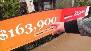 Недвижимость в Австралии. Сколько стоит дом построить - часть 1я. Мельбурн.