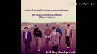 Translate lirik lagu Ikon goodbye road