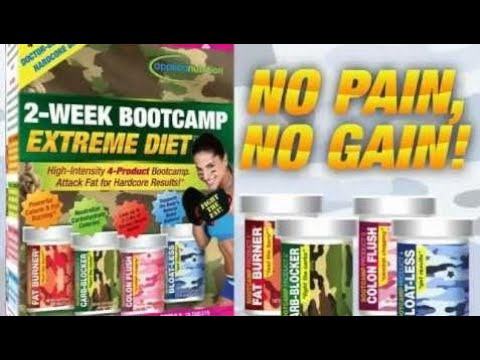 2-Week Bootcamp Extreme Diet 3 Week Diet Brian