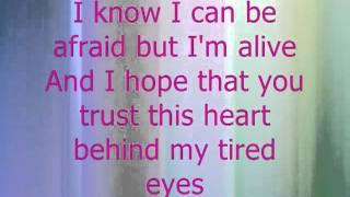 Dido I'm no Angel with lyrics
