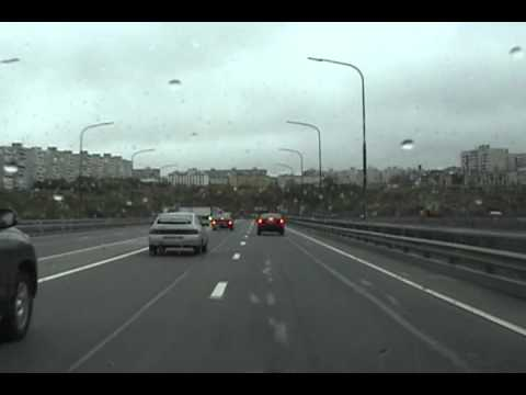 (5 of 5) Driving to Russia 2011: Driving from Kirkenes to Murmansk and Nikel / Nickel (Russia)
