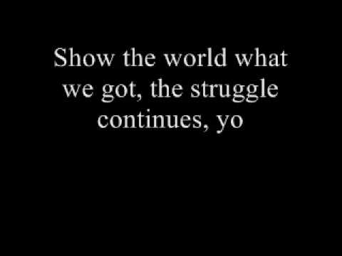 Sizzla  Be Strong   Lyrics