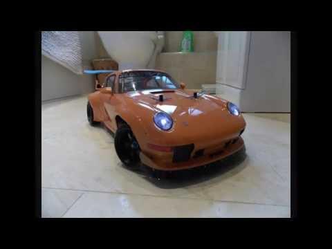Tamiya TT-01 Rauh Welt drift build
