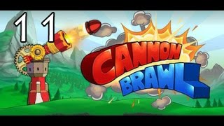 Cannon Brawl- Part 11 (Lasers and Cannons)