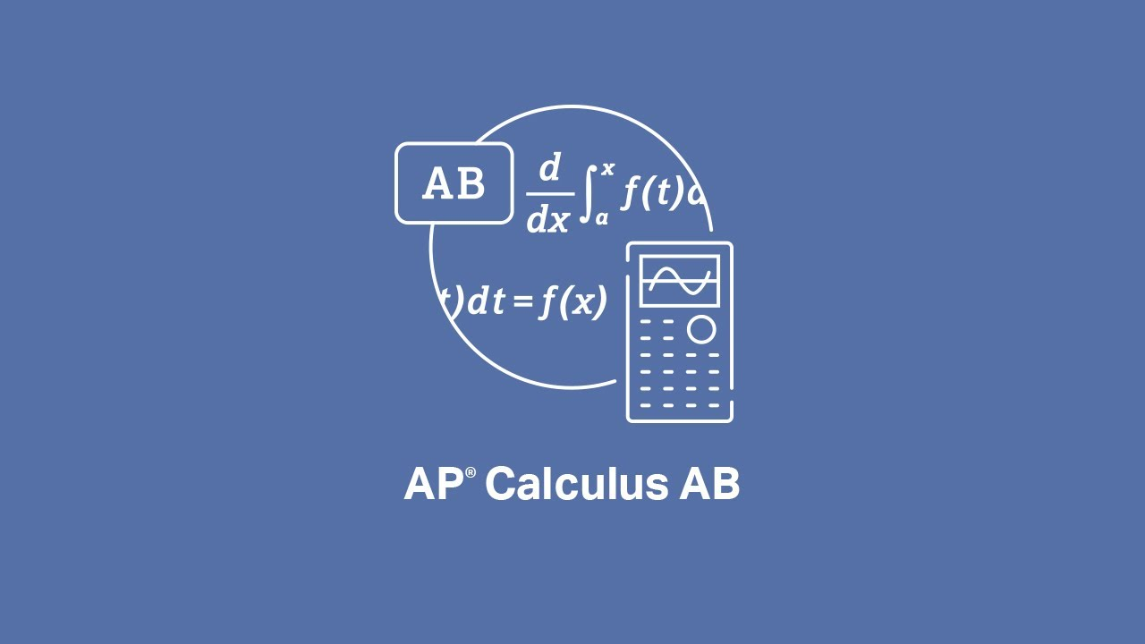 Ap Calculus Ab Timed Ap Exam Practice 1 Youtube