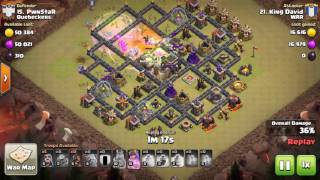 Clash of Clans : 3 Ways to Destroy Th9 With GoHobo, GoBoLaLoon, HGHB Attacks Strategies 2017 Hindi