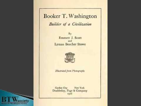 The Values Of Booker T Washington