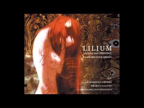 Elfen Lied [OST] #01 Lilium Original Soundtrack