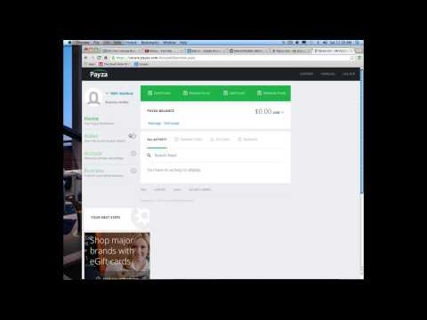 How To Setup Payza Business Account   National Wealth Center 1