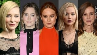 Breaking Down The Toughest Best Actress Oscar Race In Years - Newsy