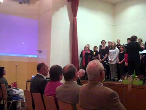Singgemeinschaft Schmelz Singen Macht Spa Youtube