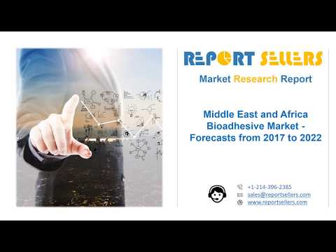 Middle East and Africa Bioadhesive Market Research Report