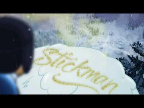 Stickman Snowboarder Cinematic Trailer