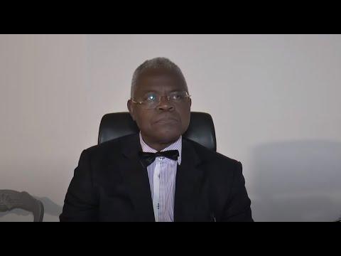 LA CONFERENCE DE PRESSE :  KWEBE KIMPELE  VIDE  LA NOTION  D