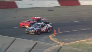 Super Stock 2019. All American Speedway (9). Full Race