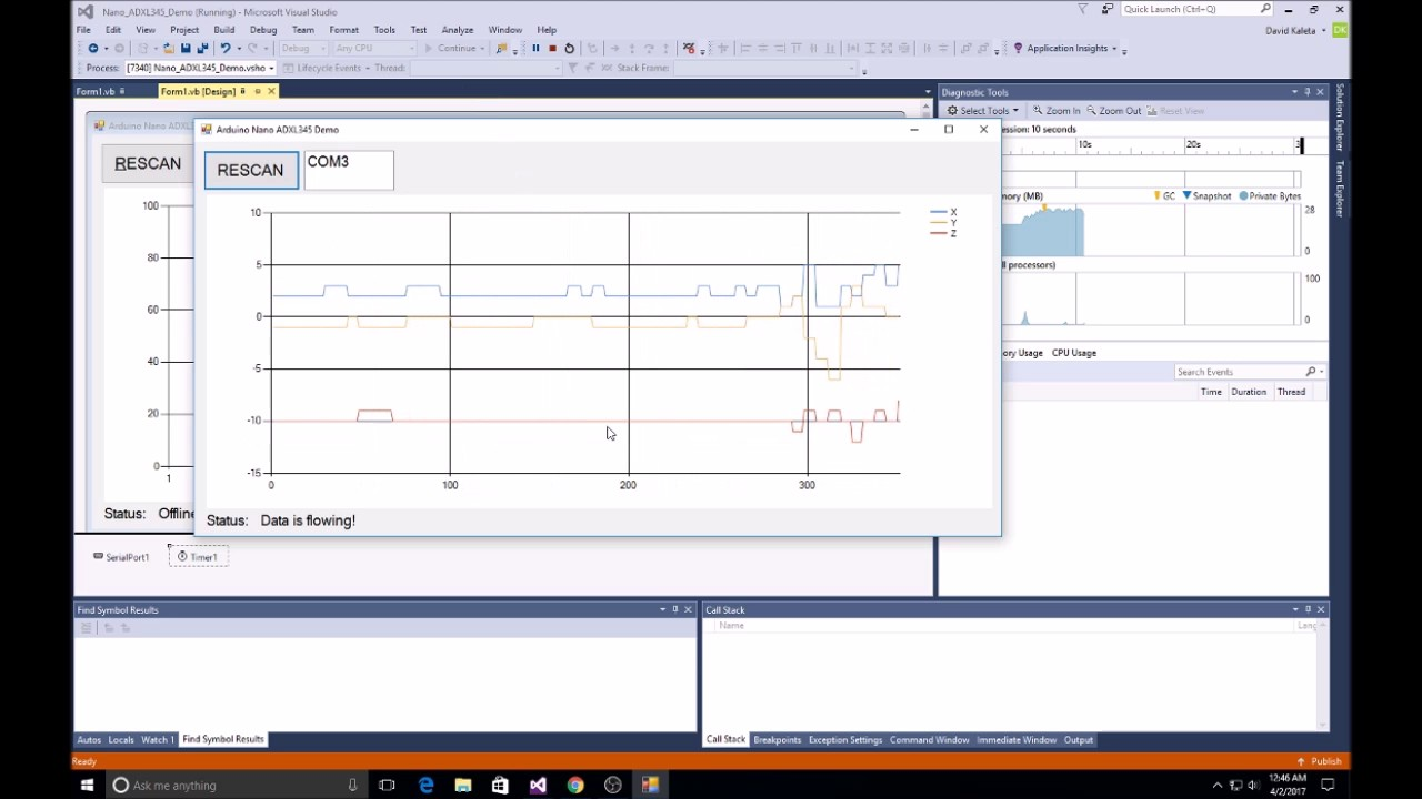 Arduino serial communication tutorial