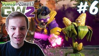 РАСТЕНИЯ ПРОТИВ ЗОМБИ САДОВАЯ ВОЙНА 2(КУКУРУЗА) - Plants vs. Zombies: Garden Warfare 2
