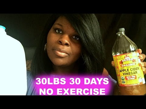 HOW I Lost 30 LBS in 30 Days With NO Exercise (PICS)