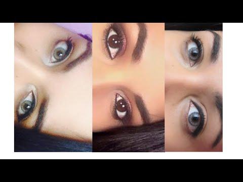 Verter movimiento realce  Lentes de contacto para ojos marrones y negros | Desio Contact Lenses -  YouTube