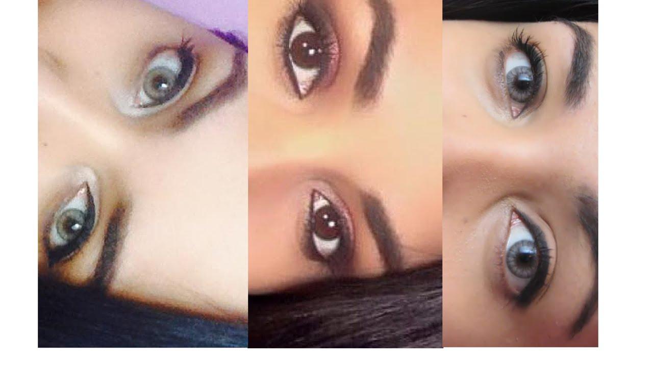 4e94c4f889 Lentes de contacto para ojos marrones y negros | Desio Contact Lenses