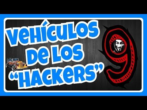"""VEHÍCULOS DE LOS """"HACKERS"""" PARTE 9"""