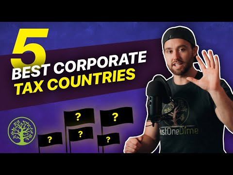 The 5 Best Low Tax Countries to Set Up Your Company | Save Money Offshore Legally