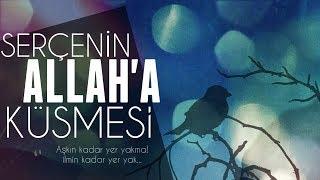 Serçenin Allaha küsmesi - (Aşkın kadar yer yakma, ilmin kadar yer yak)