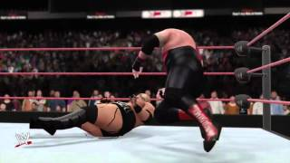 WWE 2K16 - Rikishi vs Vader