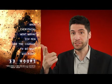 13 Hours - movie review fragman