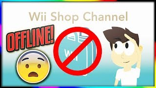 Wii Shop Channel Final Moments! RIP WII (2006-2019)