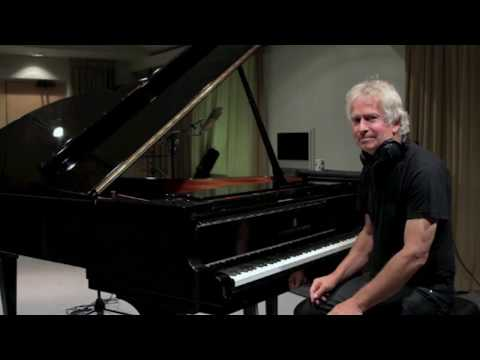 Tony Banks Cross-handed Piano