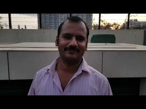 Vinoth Kumar on his win against Ivan Popov