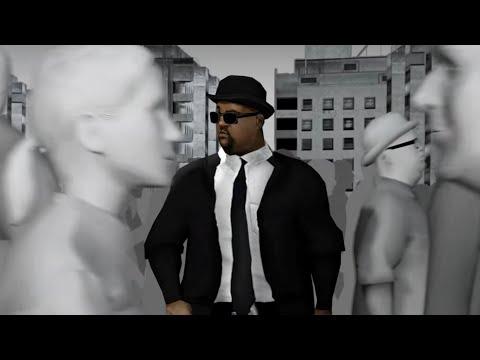 Dip In Black - Big Smoke Men in Black intro parody [SFM]