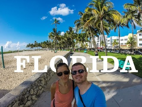 Road trip // FLORIDA 2014 // Gopro Hero3+ HD