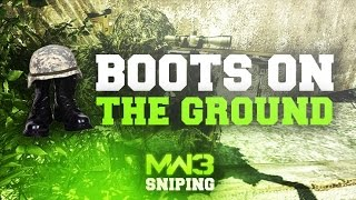 OpTic Pamaj - MW3 SNIPING REAL CALL OF DUTY
