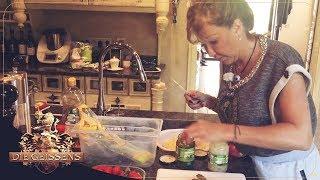 Carmen und ihr Salat 🥗🥗 I Die Geissens