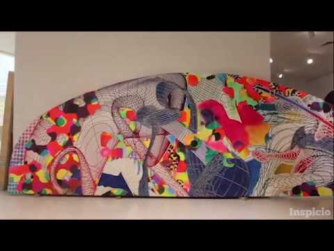 Frank Stella: Experiment and Change Installation Time-Lapse by Inspicio
