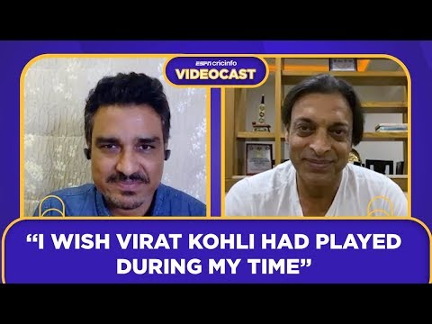ESPNcricinfo Videocast with Sanjay Manjrekar - Featuring Shoaib Akhtar