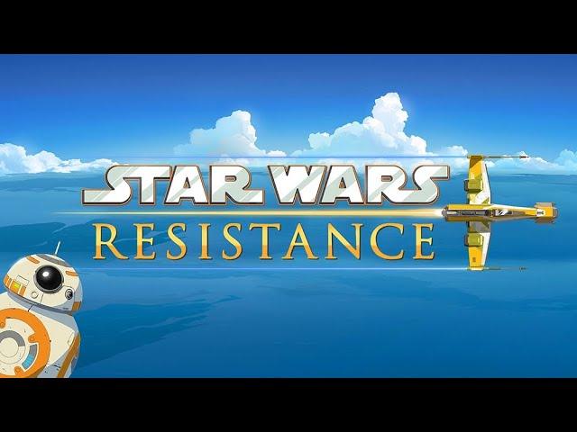 Star Wars Resistance (Audio Video)