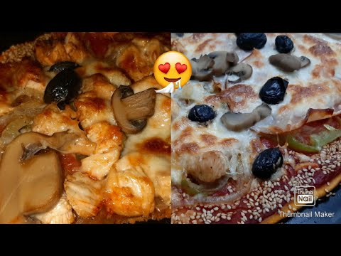 pizza-quatre-saisons-🍕🍕-لعشاق-البيتزا..بيتزا-أربع-فصول..-عجينة-سحرية-ناجحة-100%