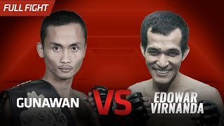 [HD] Gunawan vs  Edowar Virnanda  || One Pride FN #30