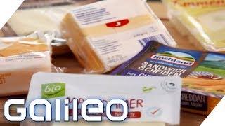 Der Käse-Check! Mit welchem Käse überbacke ich am besten? | Galileo | ProSieben