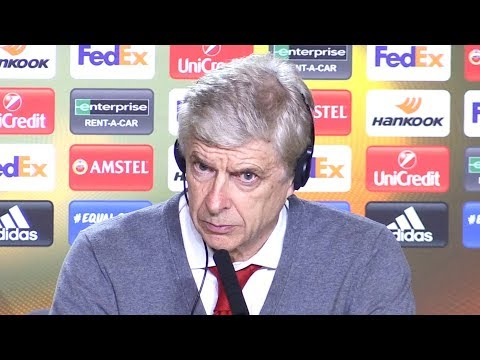Atletico Madrid 1-0 Arsenal (Agg 2-1)- Arsene Wenger Full Post Match Press Conference- Europa League