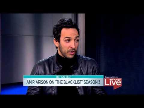 Amir Arison on