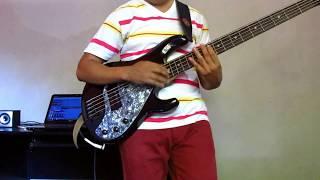 Solo de bajo Alex Moran (cover by Isai Quintanilla)