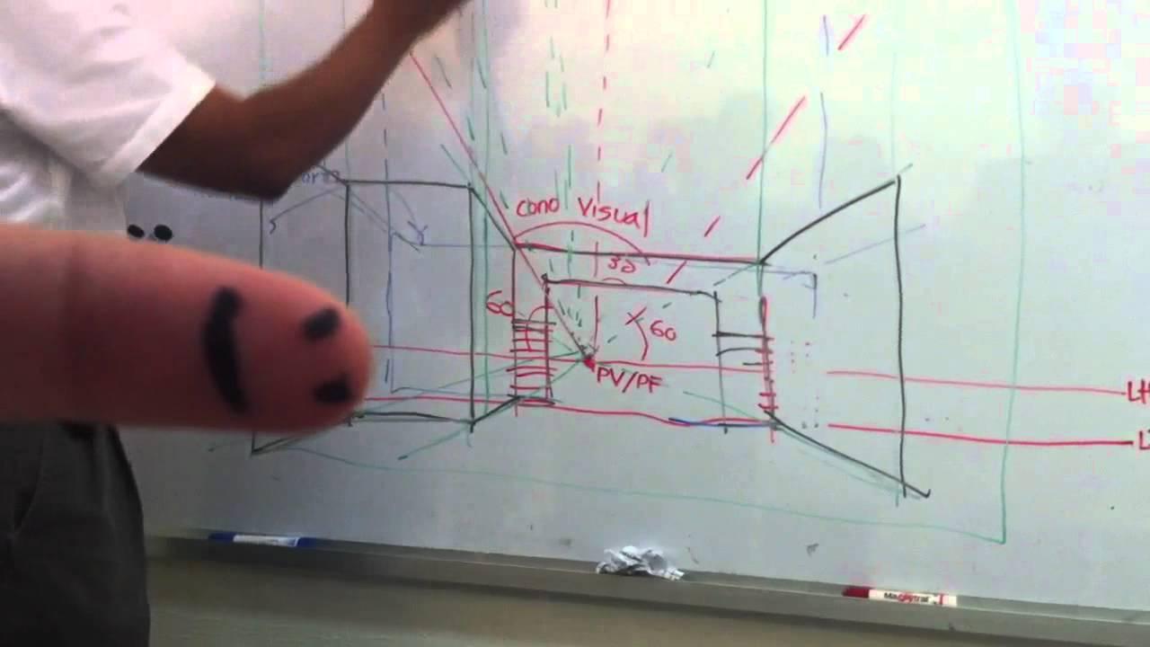 Perspectiva de espacio interior youtube for Espacio interior